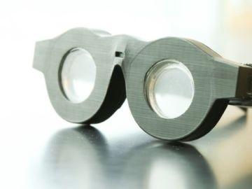 Las gafas inteligentes sin cristales