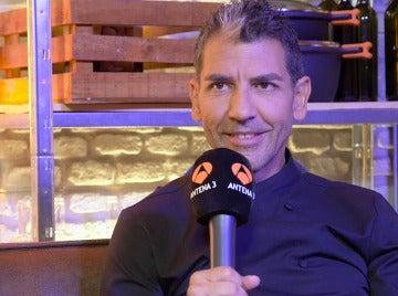 Paco Roncero, jurado de 'Top Chef'