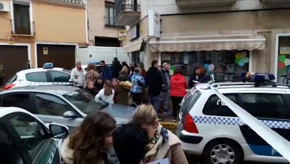 Frame 12.224215 de: Un hombre mata a su mujer y a su hija en Ciudad Real
