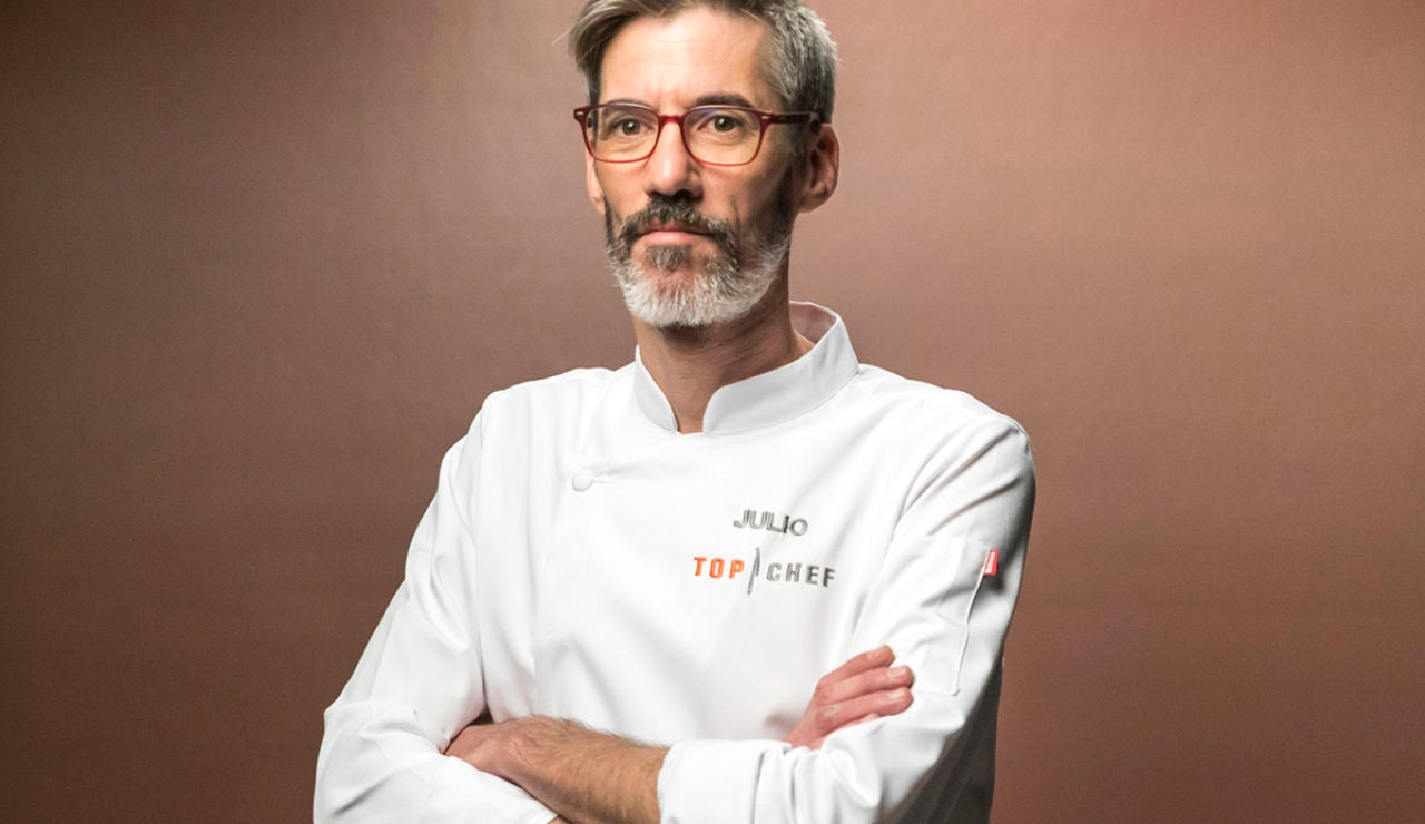 Julio Miralles, concursanten cuarto 'Top Chef'