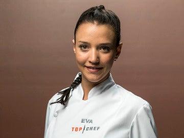 Eva De Gil, Concursante cuarta de 'Top Chef'