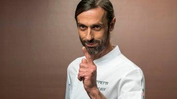 Federico Filipetti, concursante cuarto de 'Top Chef'