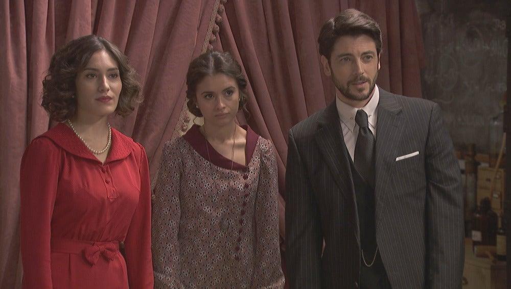 Un retrato de familia donde Damián es el protagonista