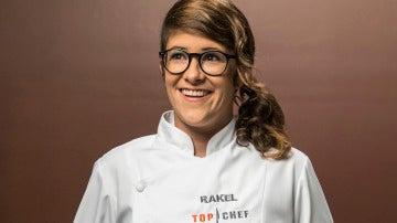 Rakel Cernicharo, concursante cuarta de 'Top Chef'
