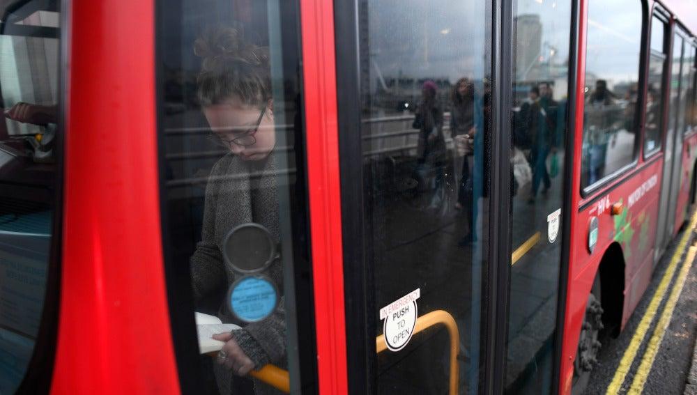 Un autobús de Londres