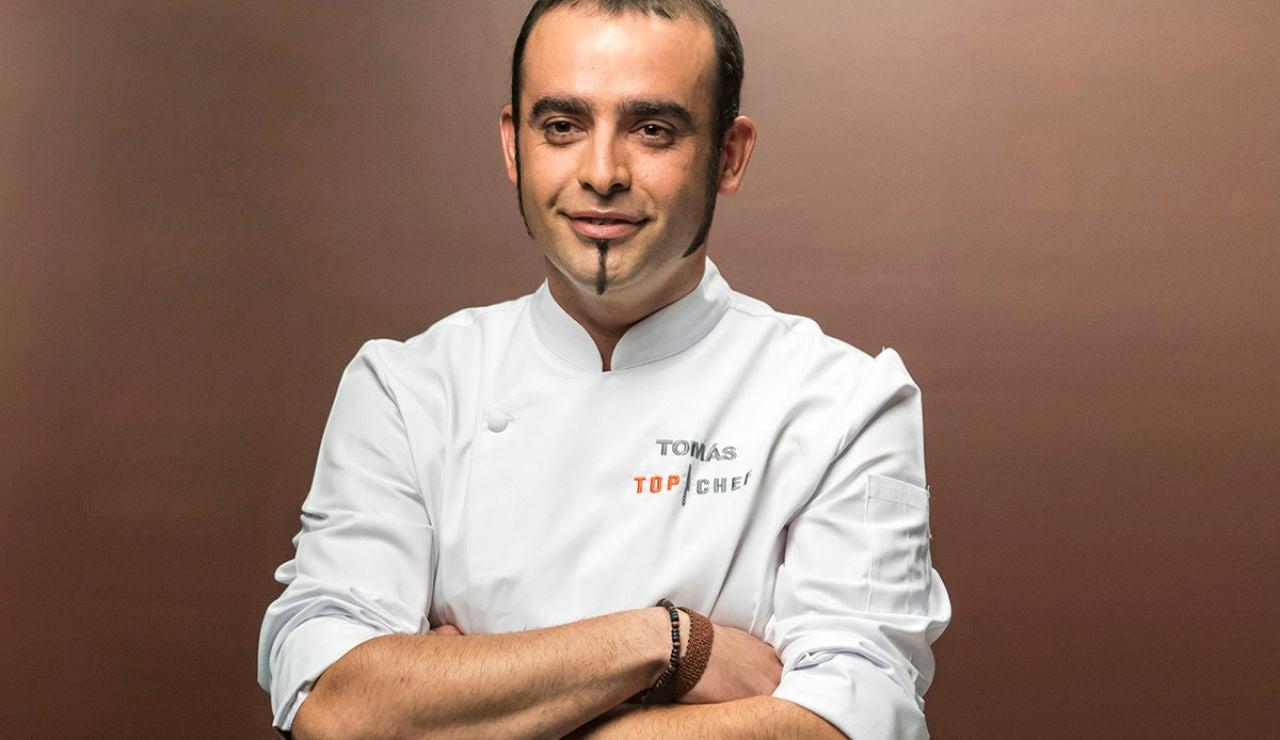 Tomás López, concursante cuarto de 'Top Chef'