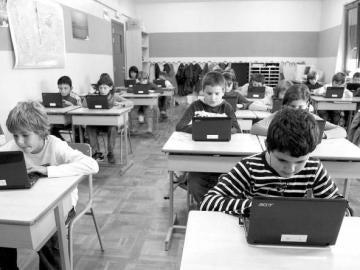 Ordenadores en las escuelas