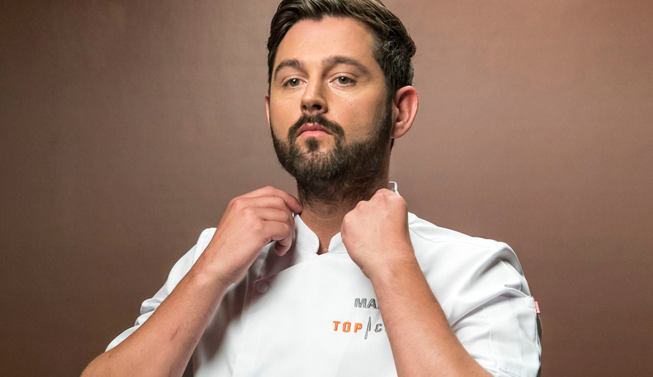 Manu Núñez, concursante cuarto de 'Top Chef'