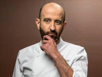 David Marcano, concursante cuarto de 'Top Chef'