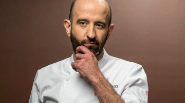 David Marcano, concursante cuarto de 'Top Chef'