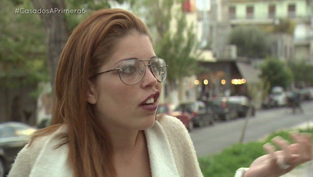 """Samantha, ante el agobio de Juan Diego: """"No te voy a dar más besos"""""""