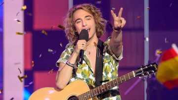 Manel Navarro, ganador de 'Objetivo Eurovisión'