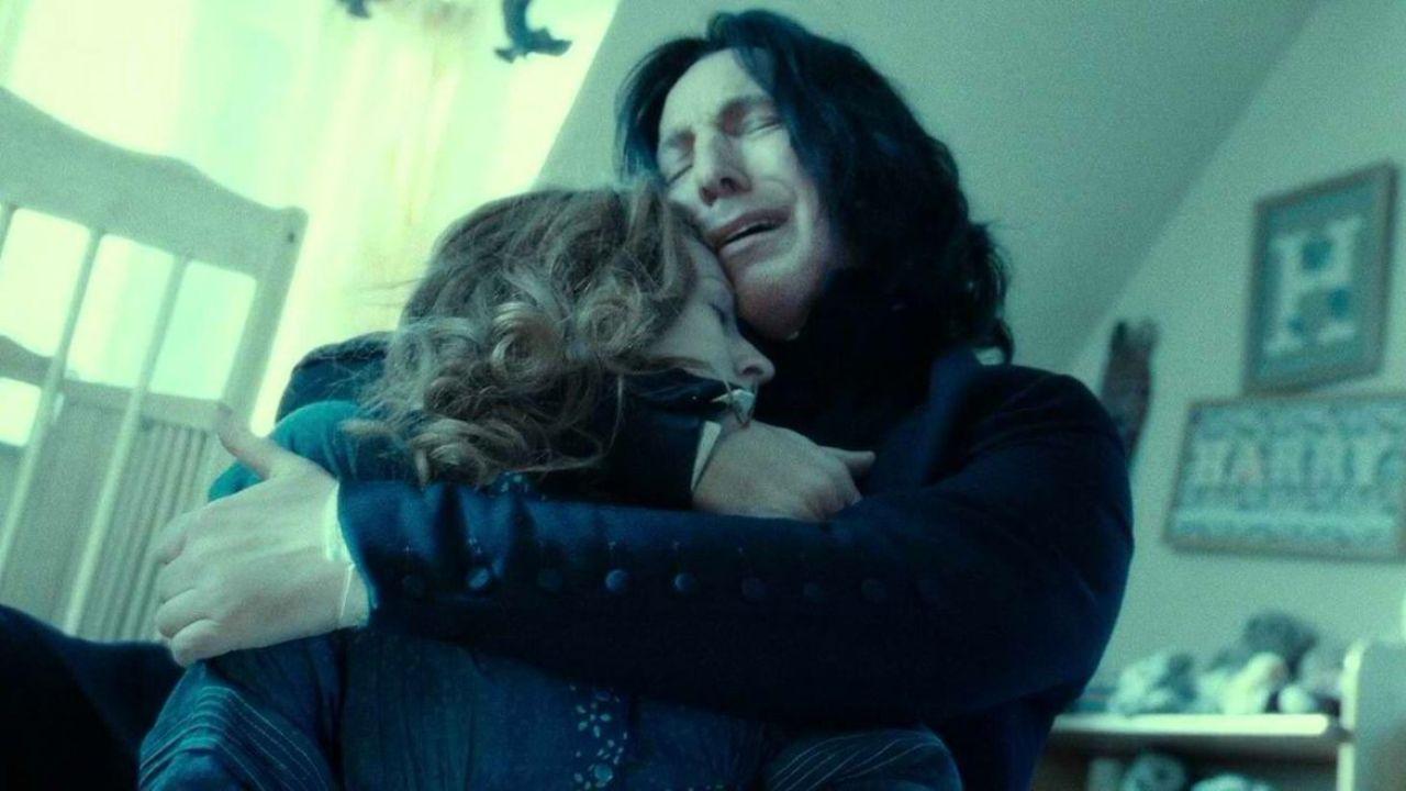 Snape para siempre: El diario personal de Alan Rickman