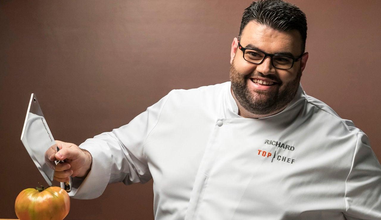 Richard Alcayde, concursante cuarto de 'Top Chef'