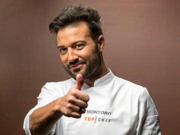 Pablo Montoro, concursante cuarto de 'Top Chef'