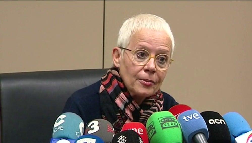 Frame 44.570395 de: La Fiscal jefa de Barcelona denuncia ante los medios presiones en el juicio del 9N