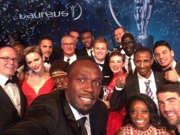 Los galardonados en los Premios Laureus 2017