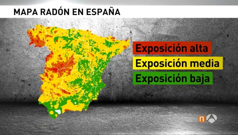 Antena 3 tv qu riesgos conlleva estar expuesto al gas for Medicion de gas radon