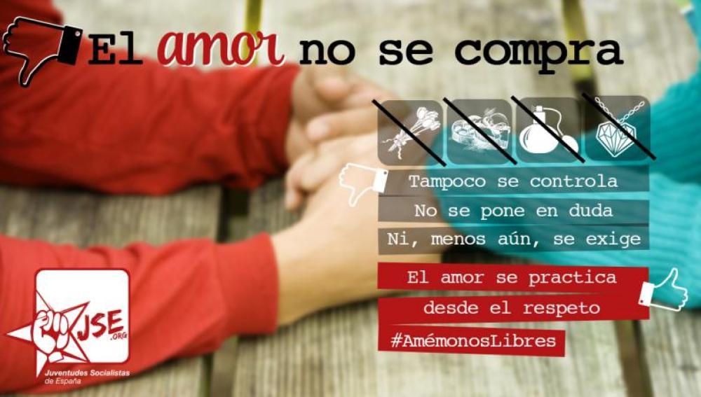 'El amor no se compra'