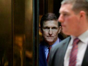 Michael Flynn, exasesor de seguridad nacional de Trump