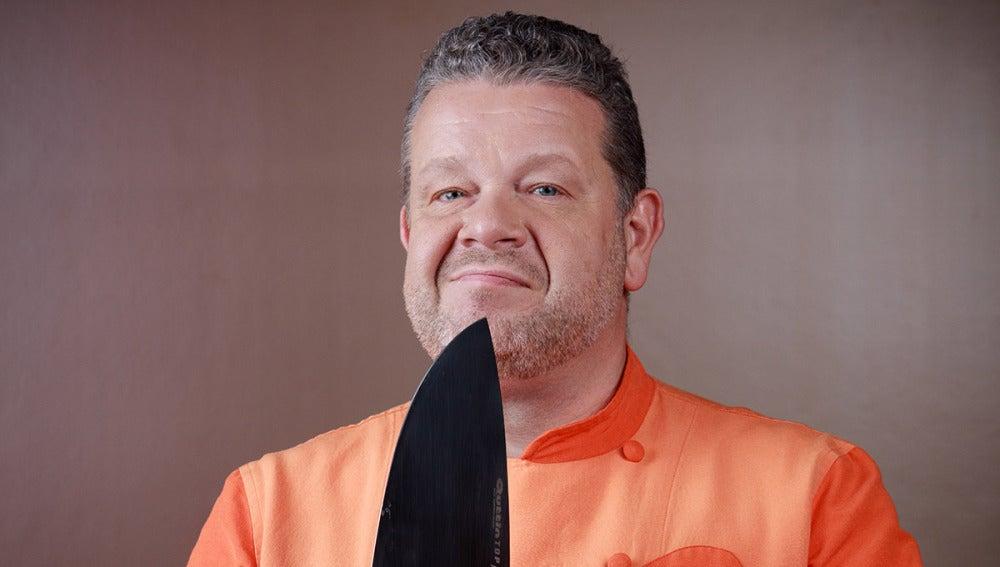 Alberto Chicote en la cuarta temporada de Top Chef