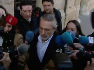 Frame 2.818428 de: Anticorrupción pide el inmediato ingreso en prisión para Francisco Correa por los amaños en Fitur