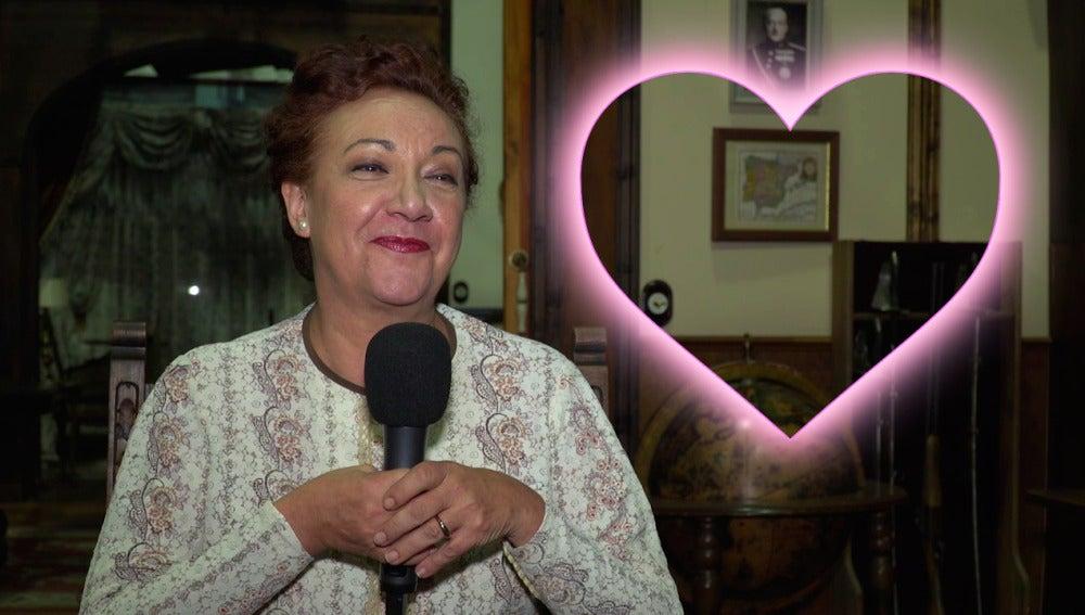 Dolores recuerda la mayor muestra de amor de su Pedro