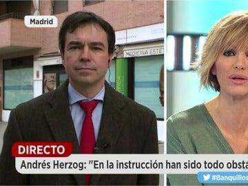 """Frame 238.924662 de: Herzog: """"La salida a bolsa de Bankia fue una operación política dirigida por el gobierno"""""""