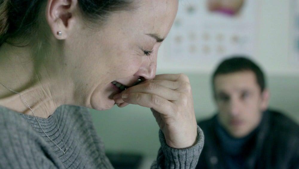 """Blanca: """"Tú no querías el bebé y lo he perdido por tu culpa"""""""