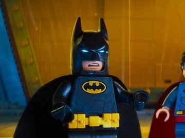 Batman y Superman son 'amienemigos' en 'Batman: La Lego Película'