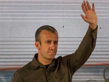 El vicepresidente de Venezuela,Tareck El Aissami