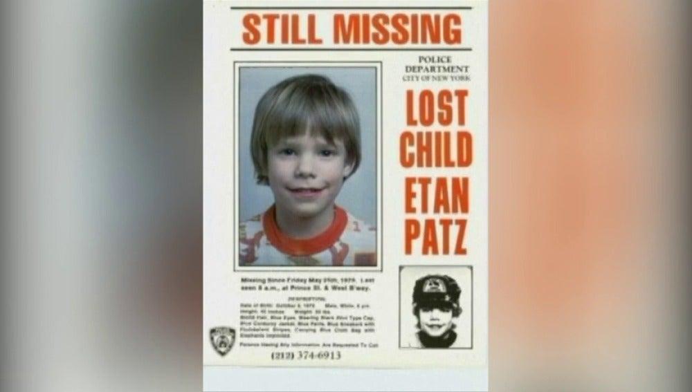 Frame 8.485325 de: Declarado culpable el asesino del primer niño desaparecido que apareció en cartones de leche