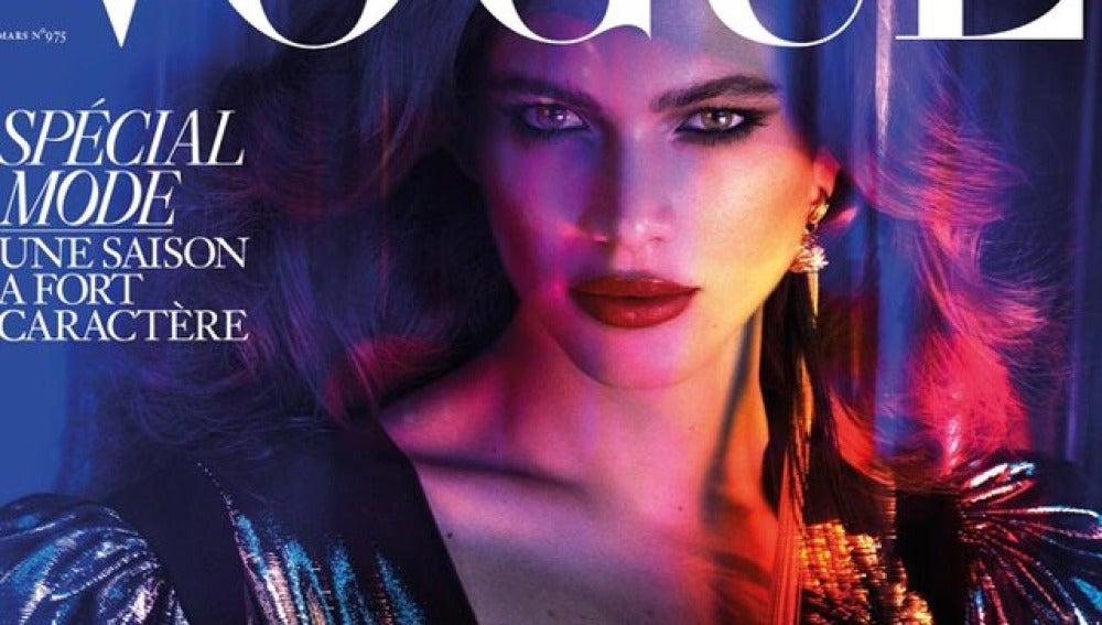 Portada de Vogue Paris