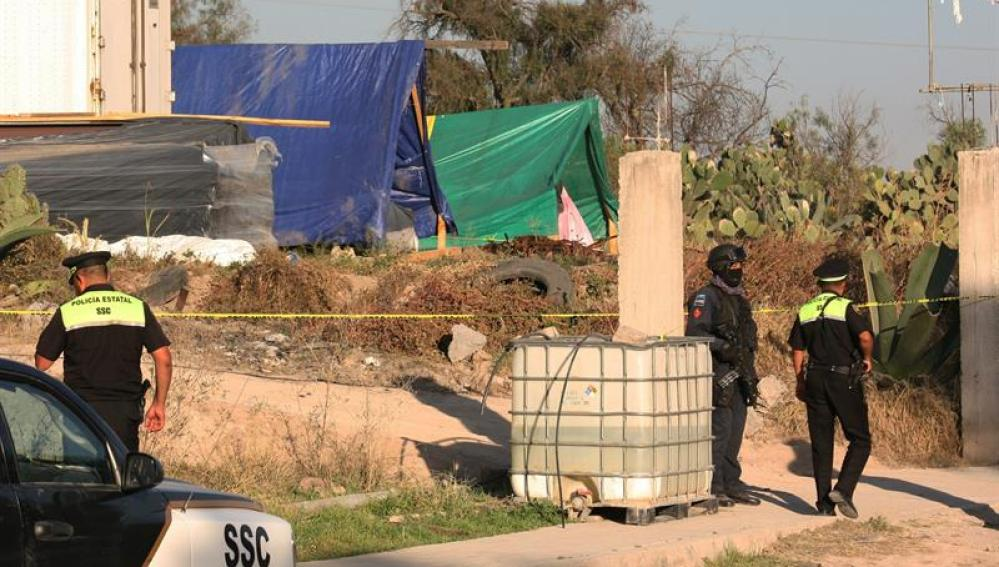 México emite alerta por el octavo robo de fuente radiactiva en tres años