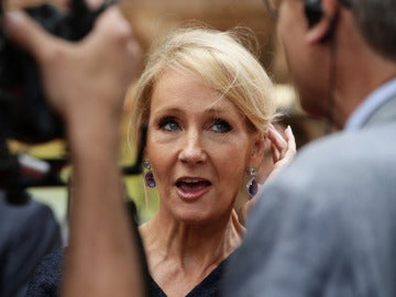 J.K. Rowling está turboflipando