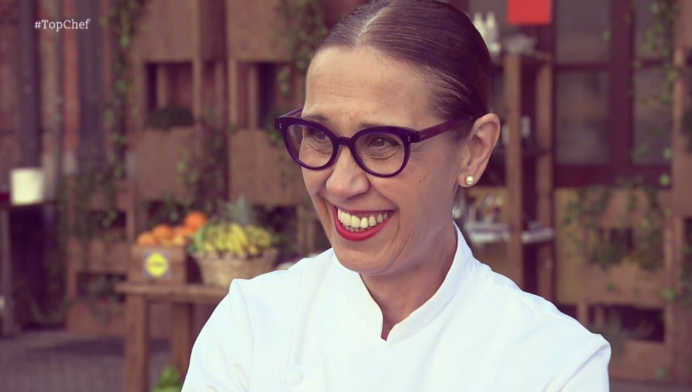 """Mª Rosa: """"La cocina ha sido el motivo con el que he podido superar dos cánceres"""""""