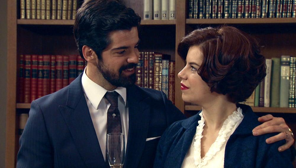 """Alonso, ante la atónita mirada de todos: """"Marta y yo vamos a ser padres"""""""