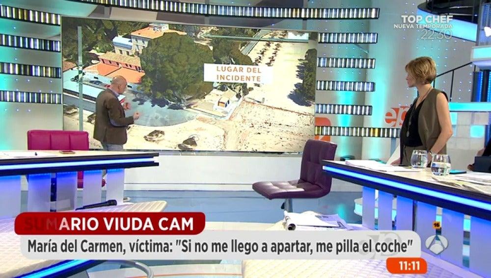 Antena 3 tv una de las hijas de la viuda de la cam estuvo a punto de atropellar a su madre - Me han robado en casa sin forzar la cerradura ...