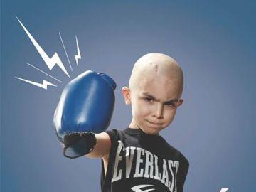 Uno de los niños protagonistas de la campaña 'Resistiré'