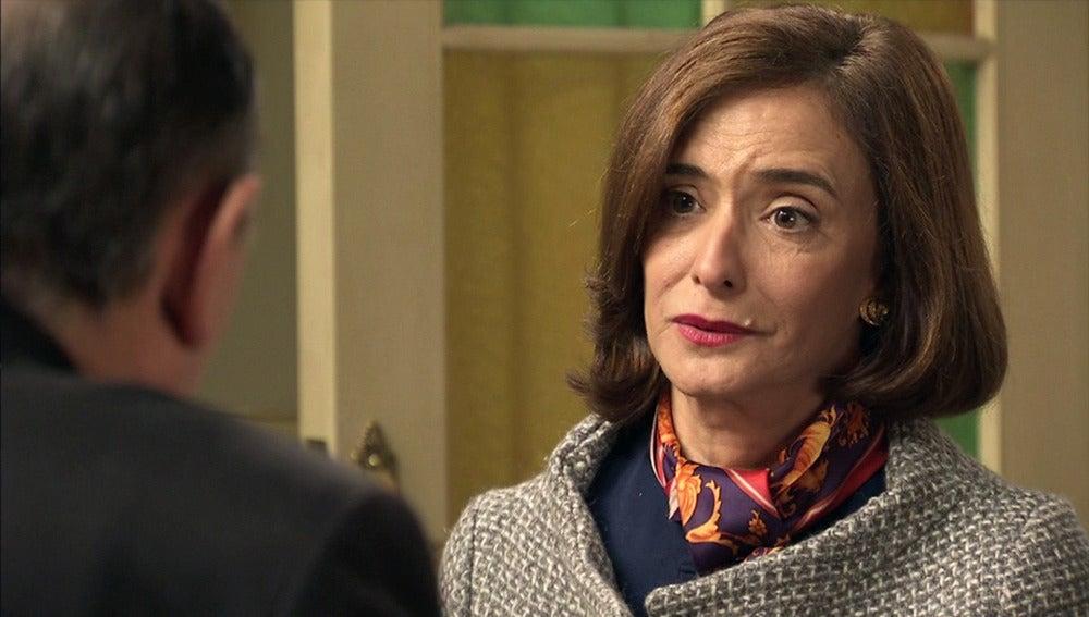 Rosalía confesará que siente algo por Esteban