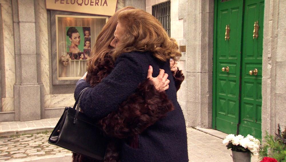 """Henar se reconcilia con su tía: """"Solo nos tenemos la una a la otra"""""""