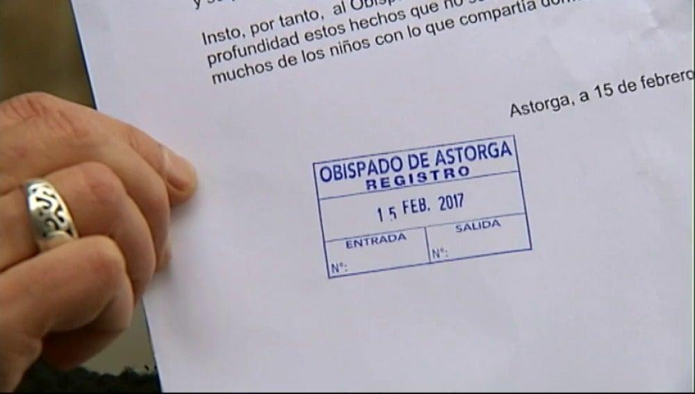 Frame 60.714357 de: Exalumnos del Seminario Menor de La Bañeza denuncian abusos sexuales por parte de uno de los curas