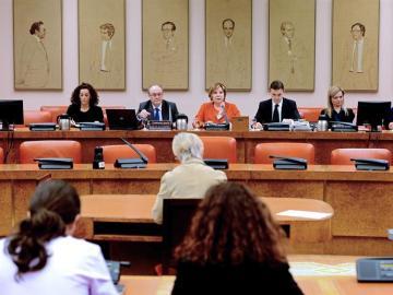 Comisión de Seguimiento y Evaluación de los Acuerdos Pacto de Toledo