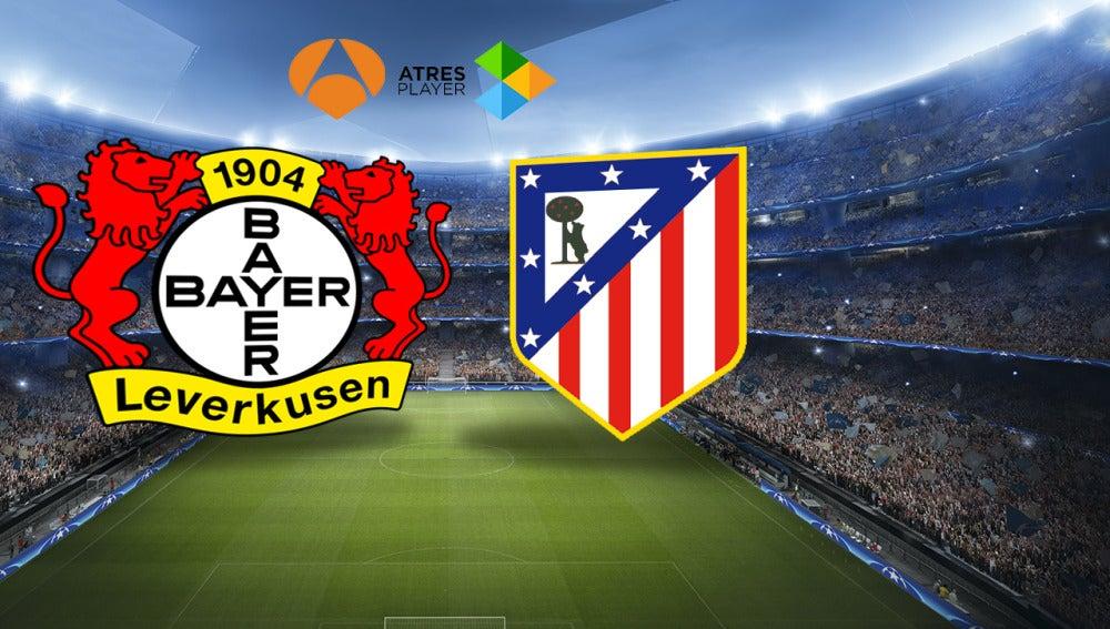 El Bayer-Atleti, en Antena 3 y Atresplayer
