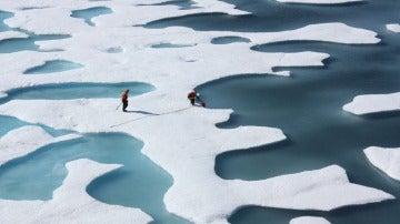 El Ártico podría volver a congelarse gracias a diez millones de bombas eólicas