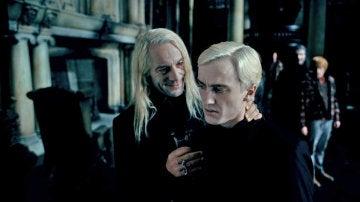 Los Malfoy en 'Harry Potter'