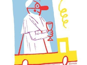 Cartel del carnaval gallego
