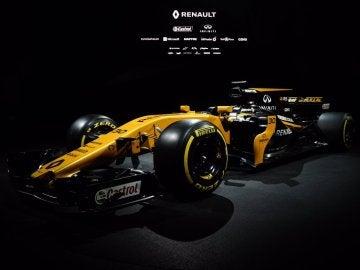 El nuevo Renault RS17