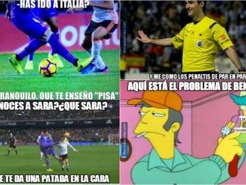 Los 'memes' del Valencia-Real Madrid