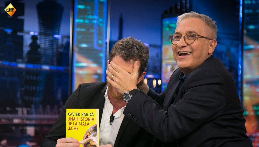 """Xavier Sardá opina sobre la relación entre Pablo Iglesias e Irene Montero: """"Él es el macho alfa"""""""
